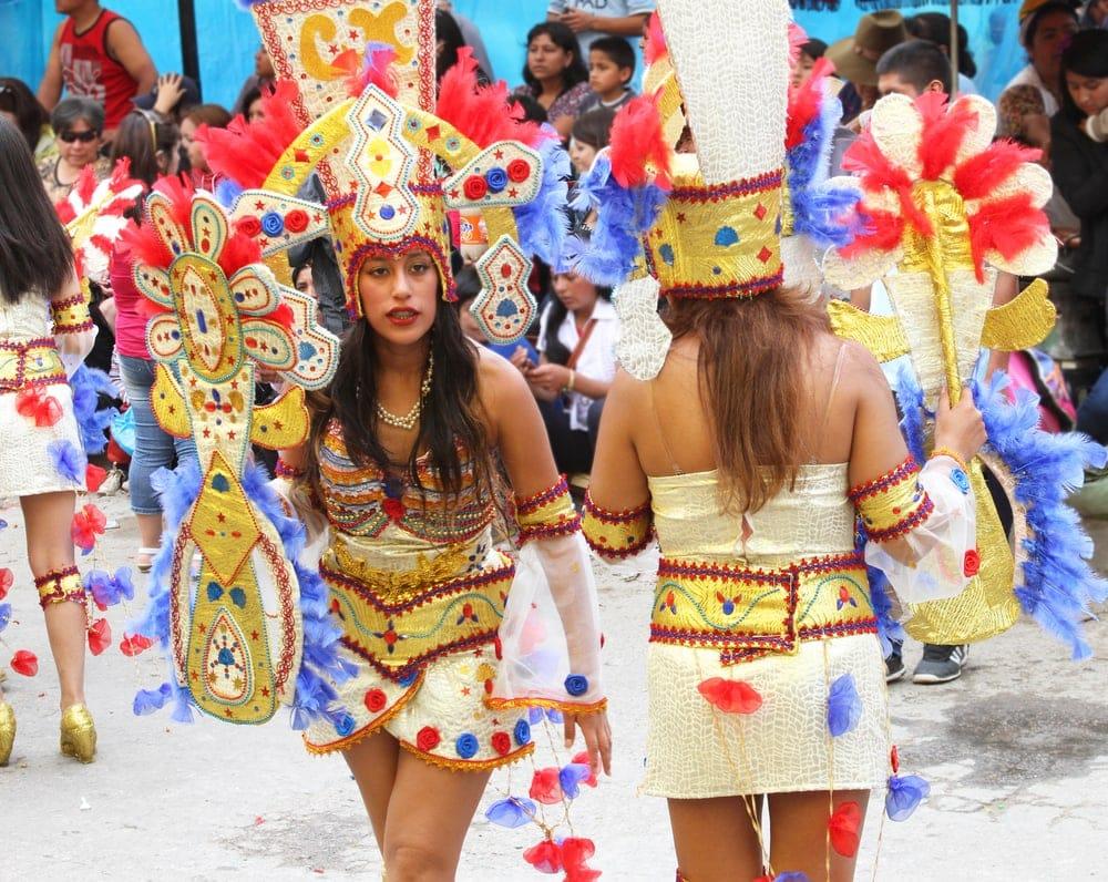 Karneval in Peru