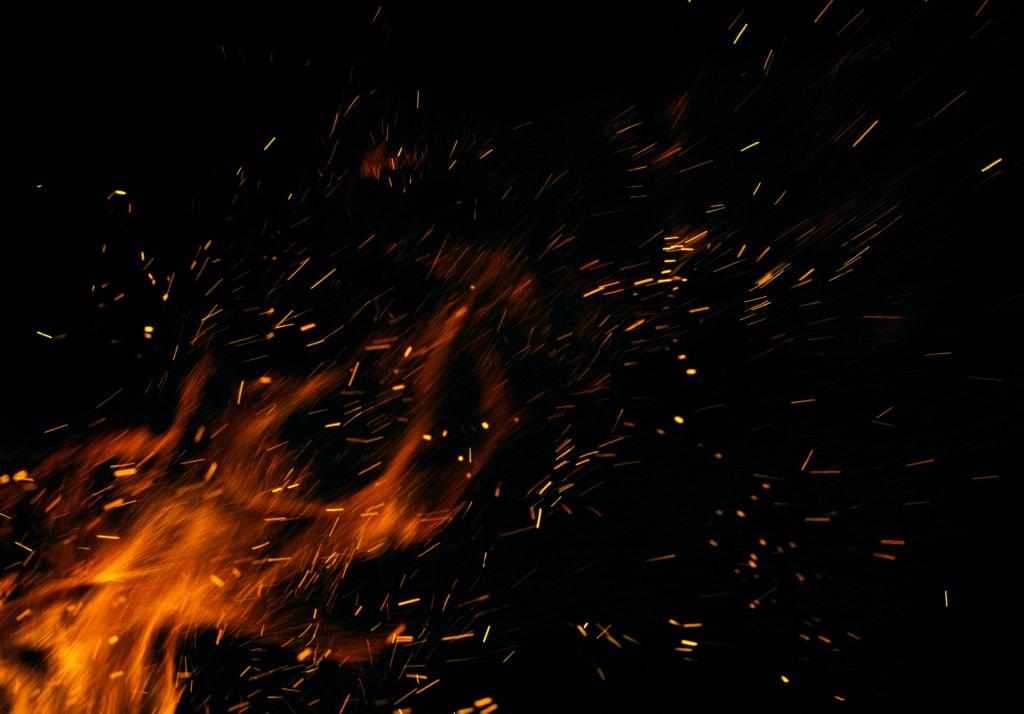 Schweizer Winterbräuche: Feuer