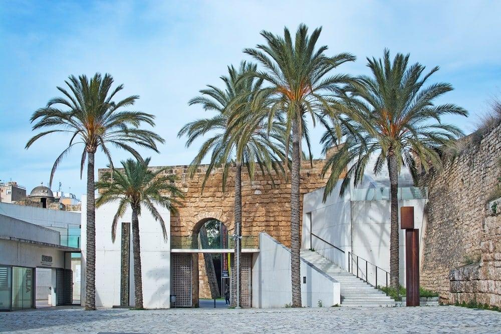 Museum Es Baluard auf Mallorca