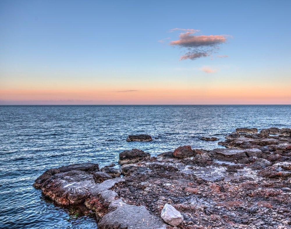 Cala-Bona-Bucht auf Mallorca