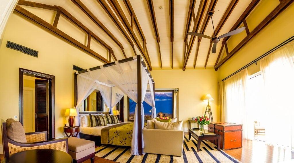 Romantische Suiten im The Hemingways Watamu bei Nairobi.