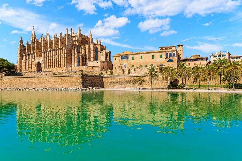 La-Seu-Kathdrale auf Mallorca