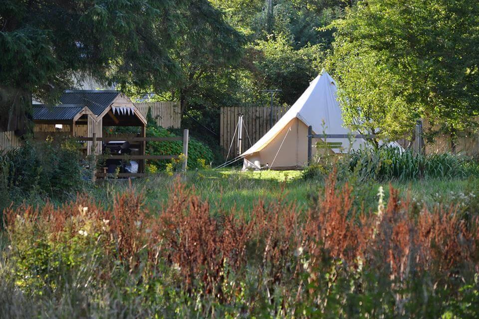 Grove Lane Glamping Tended Camp in Killarney