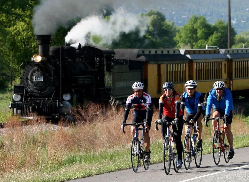 Fahrradrouten in Colorado: Durango