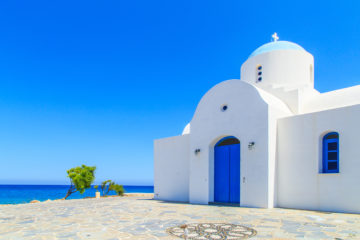 Kapelle in Protaras auf Zypern