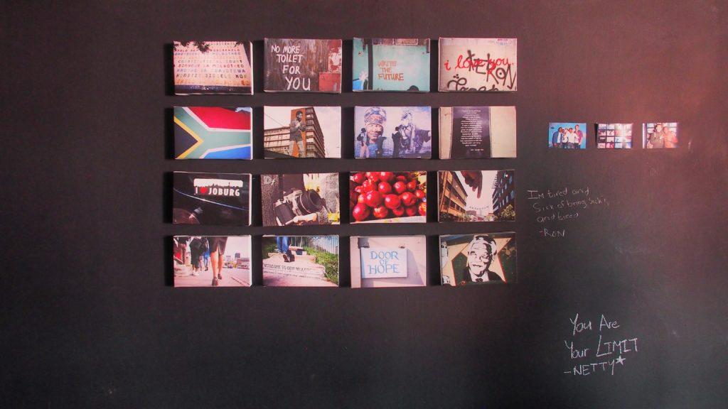 Das Viertel Maboneng in Johannesburg: Viel Kunst, Galerien und ausgefallene Shoppingmöglichkeiten