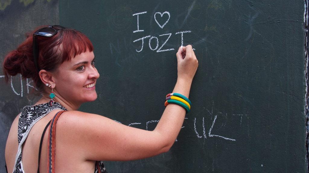 Love Jozi - unterwegs mit Jo