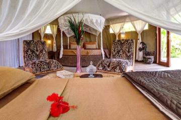 Zimmer im Sandat Glamping Tents,Bali