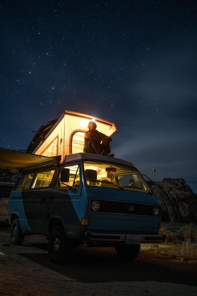 Eine Nacht unter den Sternen in diesen Campingplätzen in Hessen.