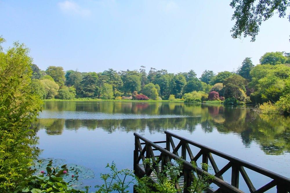 Die schönsten Gärten Irlands: der Mount Stewards Garden