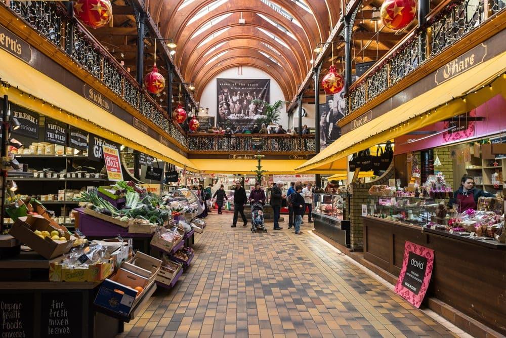 English Market in Cork