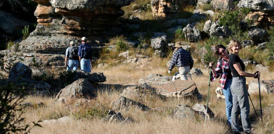 Wandern in Südafrika: Der Num Num Trail führt quer durch die Wildnis.