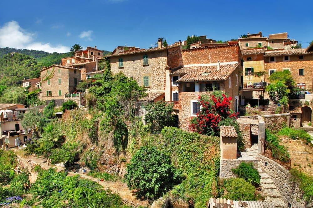 Dorf Deía auf Mallorca