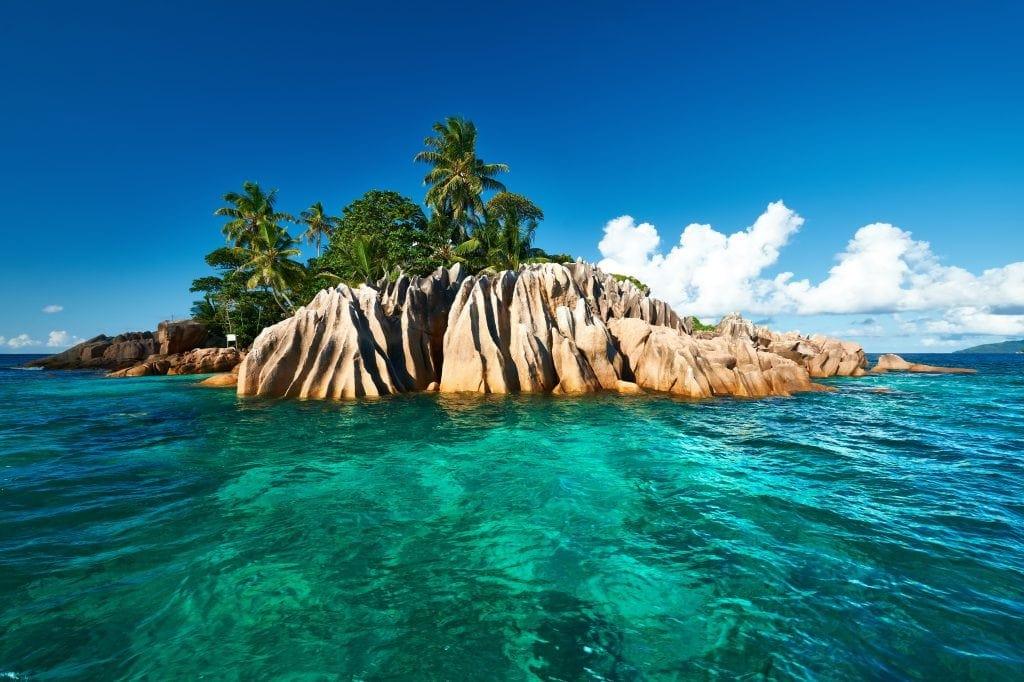 Die Natur auf den Seychellen gleicht dem Paradies.