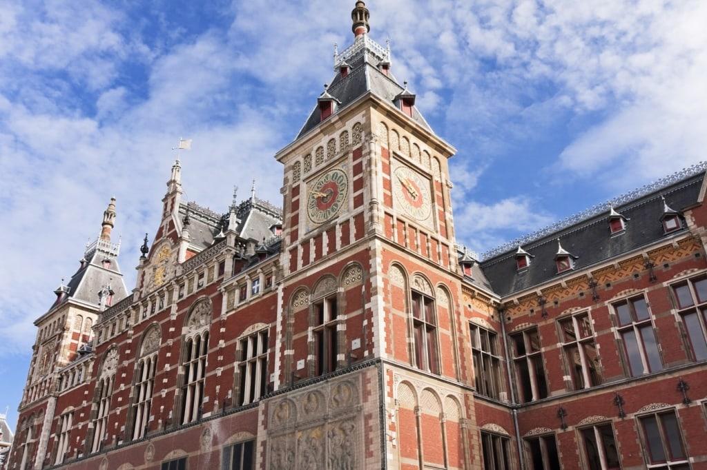 Mit dem Holland Travel Ticket rei