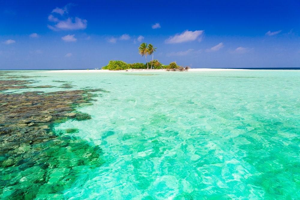 Meer auf Bali