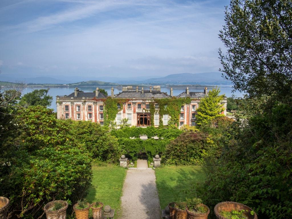 Das Bantry House liegt wunderschön an der Südküste Irlands.