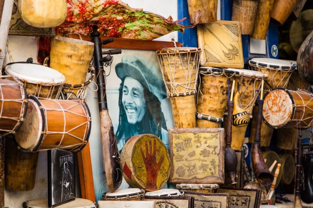 Bob Marley gilt als Begründer der Reggae-Musik.