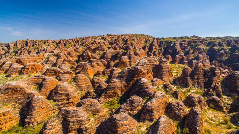 Spektakuläre Landausflüge während einer Kreuzfahrt: Bungle Bungle in Australien