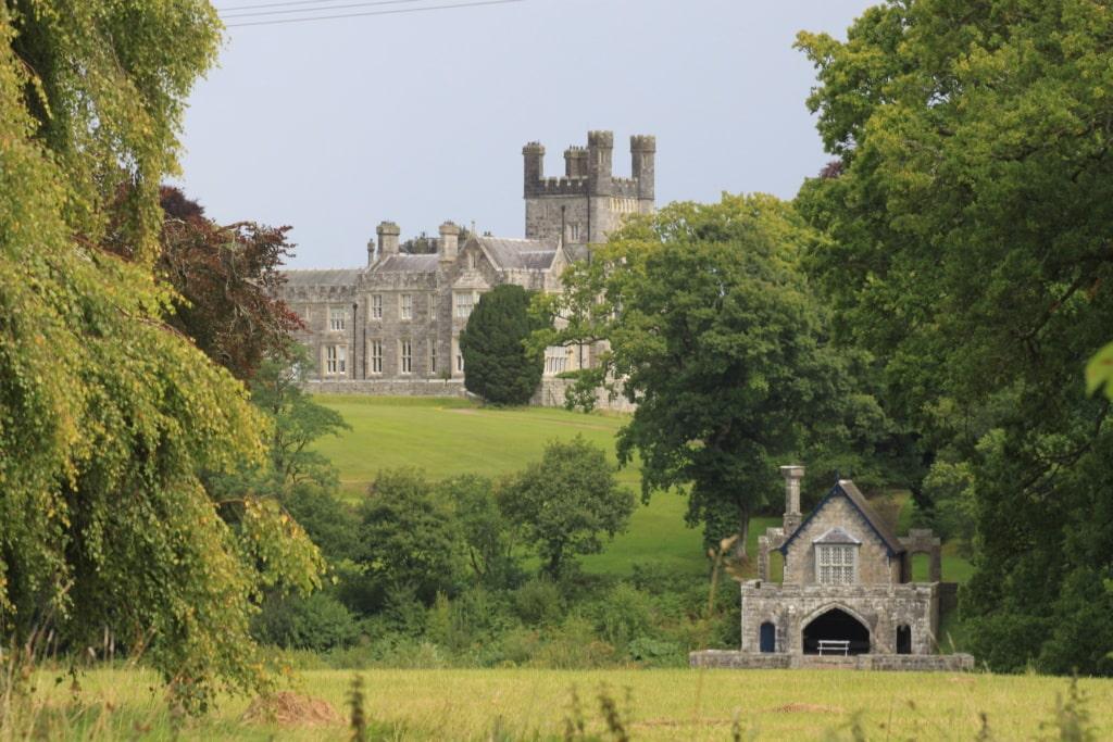 Das Crom Castle in Nordirland steht Gästen offen.