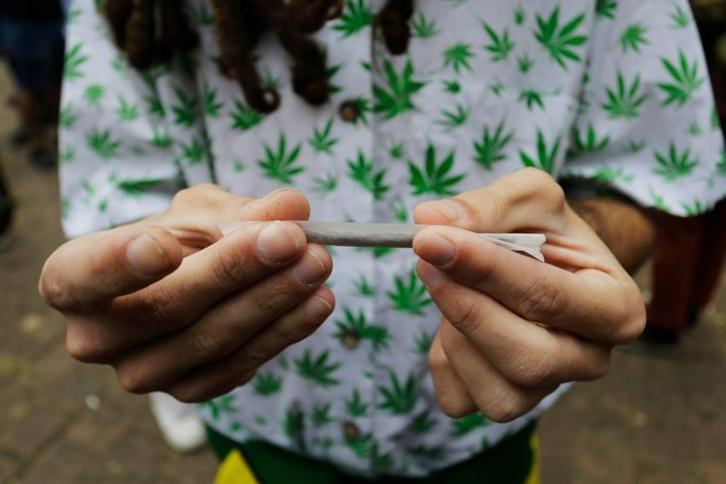 Marijuhana wird von der Rastafari-Bewegung als heiliges Mittel zur Meditation verwendet.
