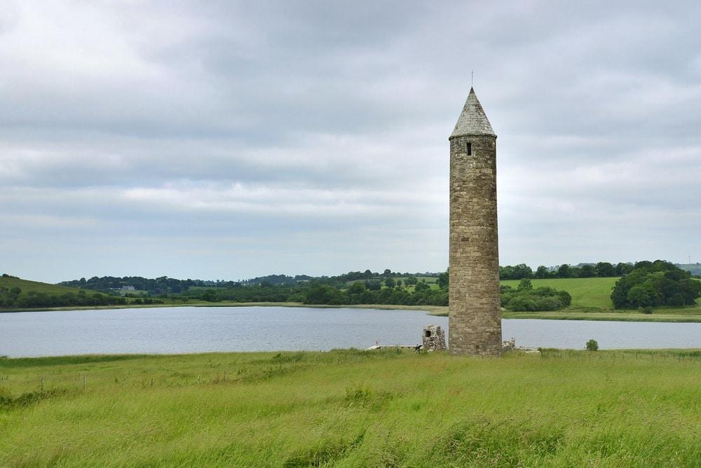 Turm auf Devenish Island