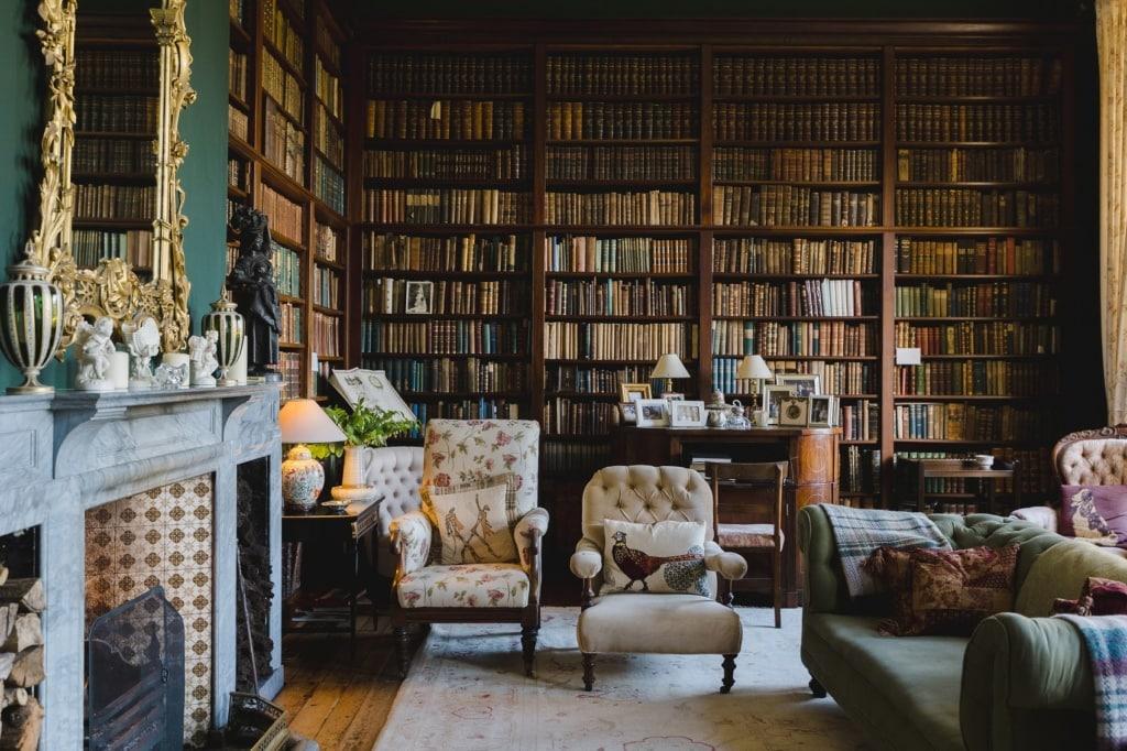 Eine Übernachtung im Clonalis House in Irland ist wie eine Zeitreise.