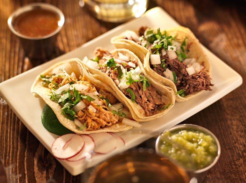 Essen in Mexiko