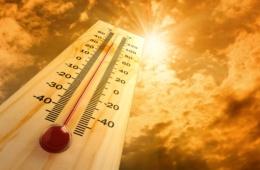 Tipps gegen die Hitze: Thermometer