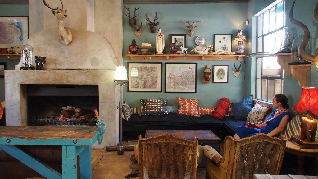 Zahlreiche gemütliche Cafés in Johannesburg laden zum gemütlichen Beisammensein ein.
