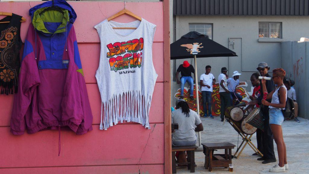 Maboneng ist Johannesburgs Hipster-Viertel.