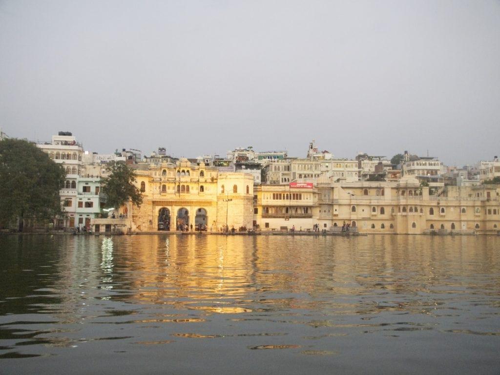 Stadtpalast von Udaipur