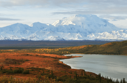 Denali in Alaska