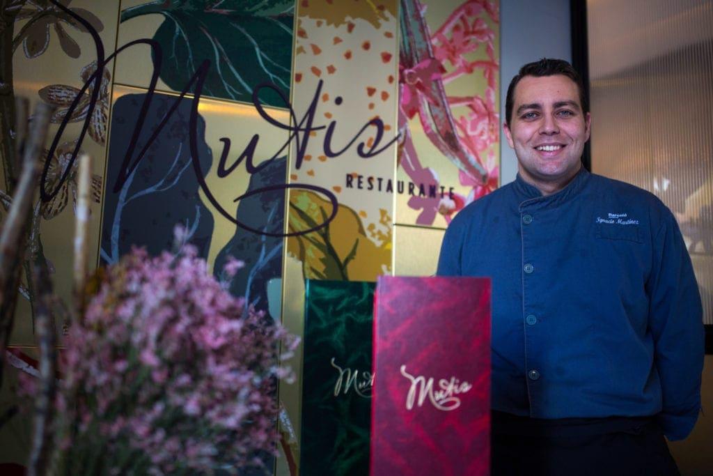 Chefkoch im Barceló Emperatriz: Ignacio Martinez Garcia