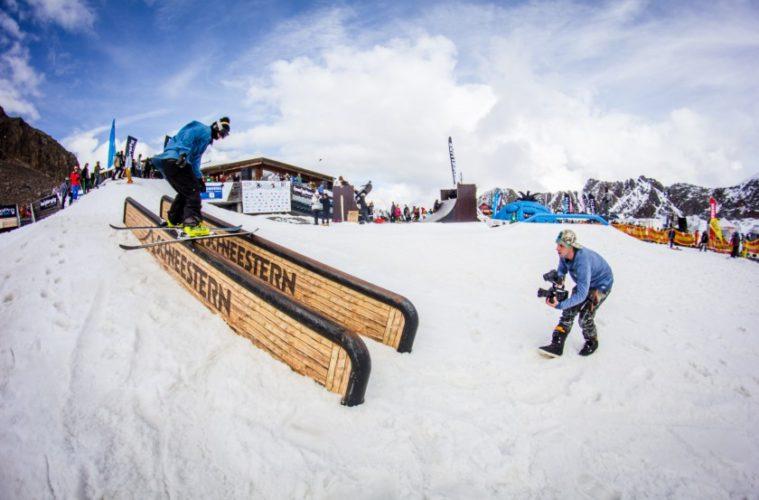 Snowpark Kaunertal
