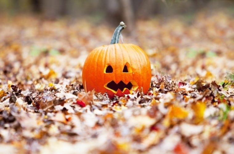 Halloween in Hessen