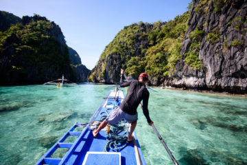 El Nido auf den Philippinen