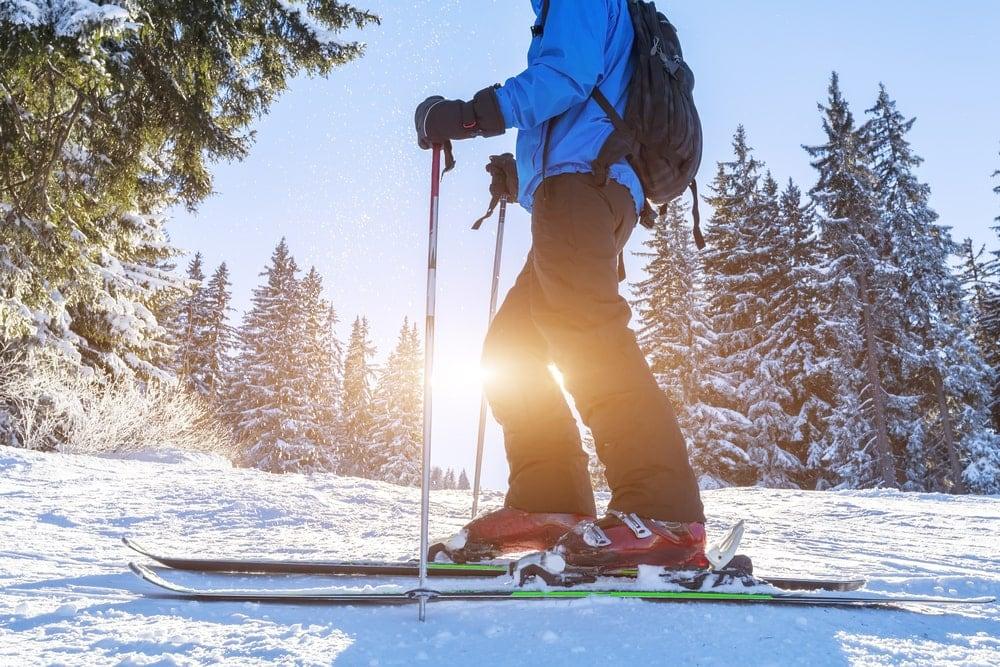 Skifahren in Hessen