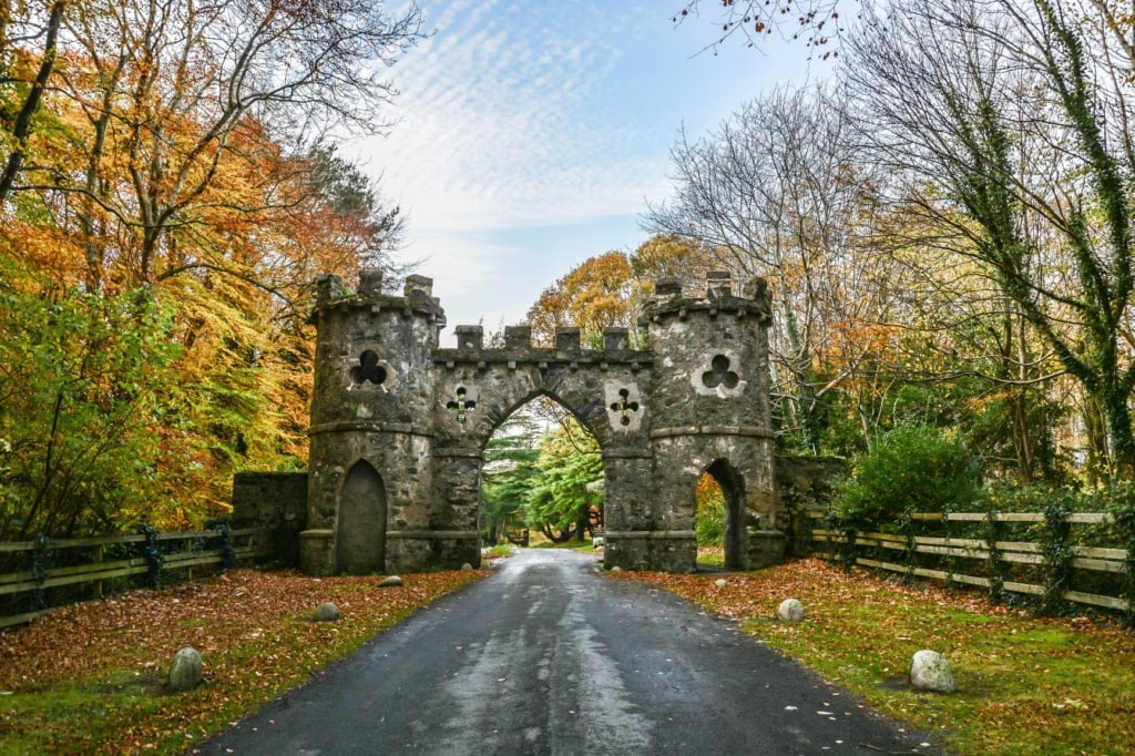 Tollymore Park Gate