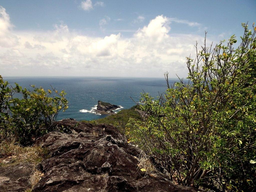 Naturschutzgebiet Réserve Naturelle de la Caravelle