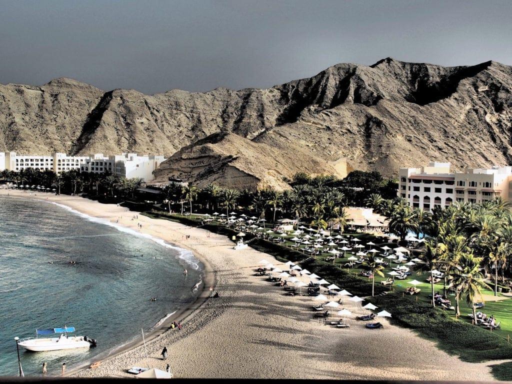 Luxus-Rückzugsoase: Shangri-La Muscat