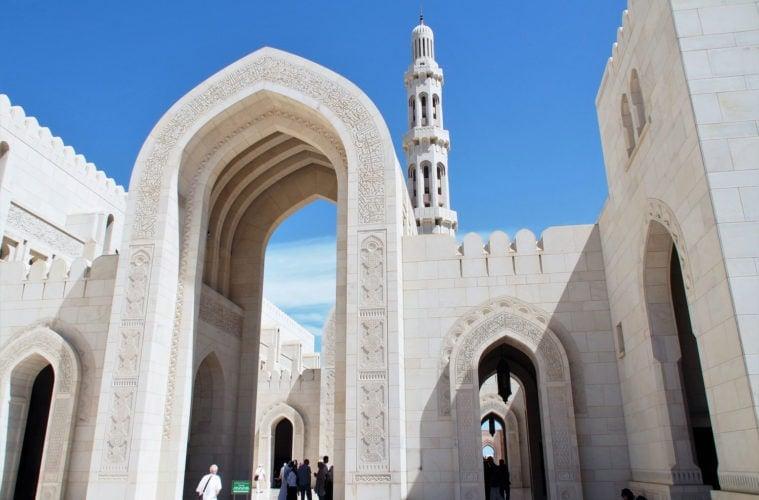 Sultan-Qaboos-Grand-Moschee