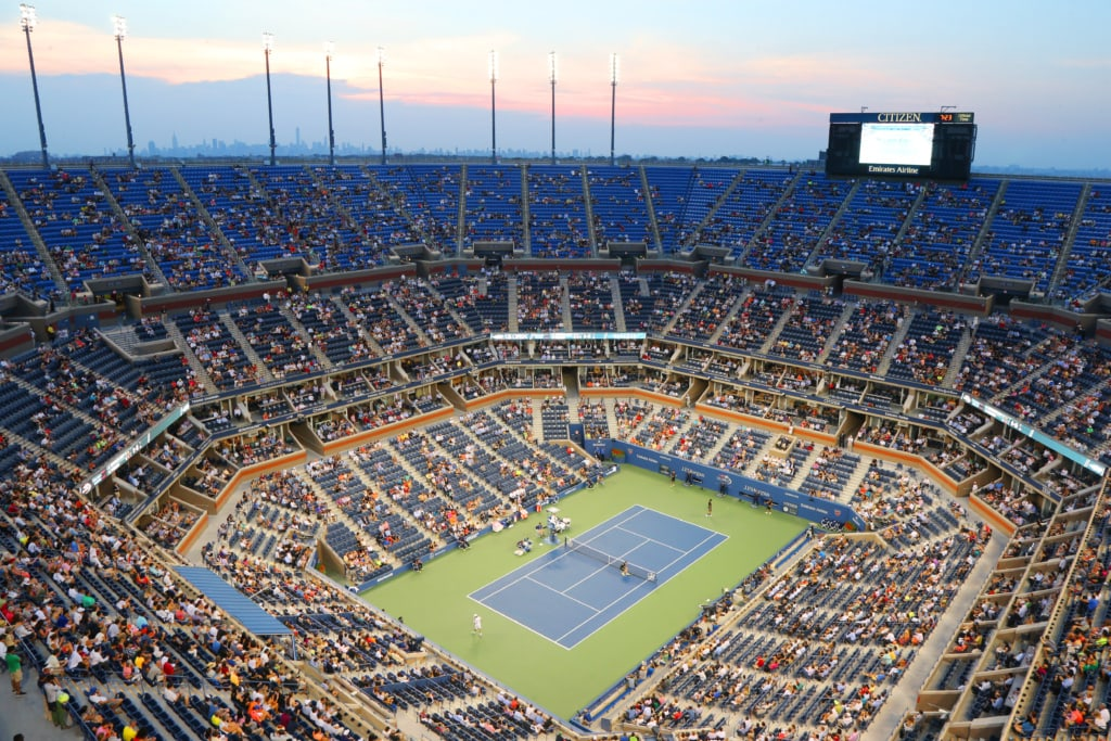Arthur Ashe Stadium New York