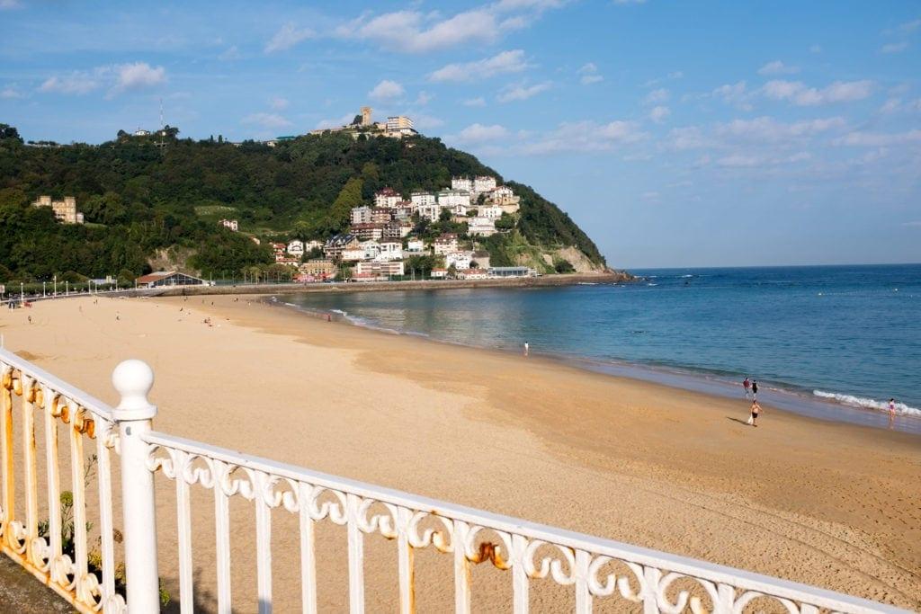 Küste Baskenland