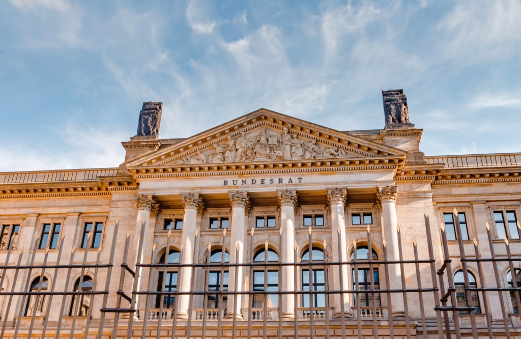 Bundesrat in Berlin