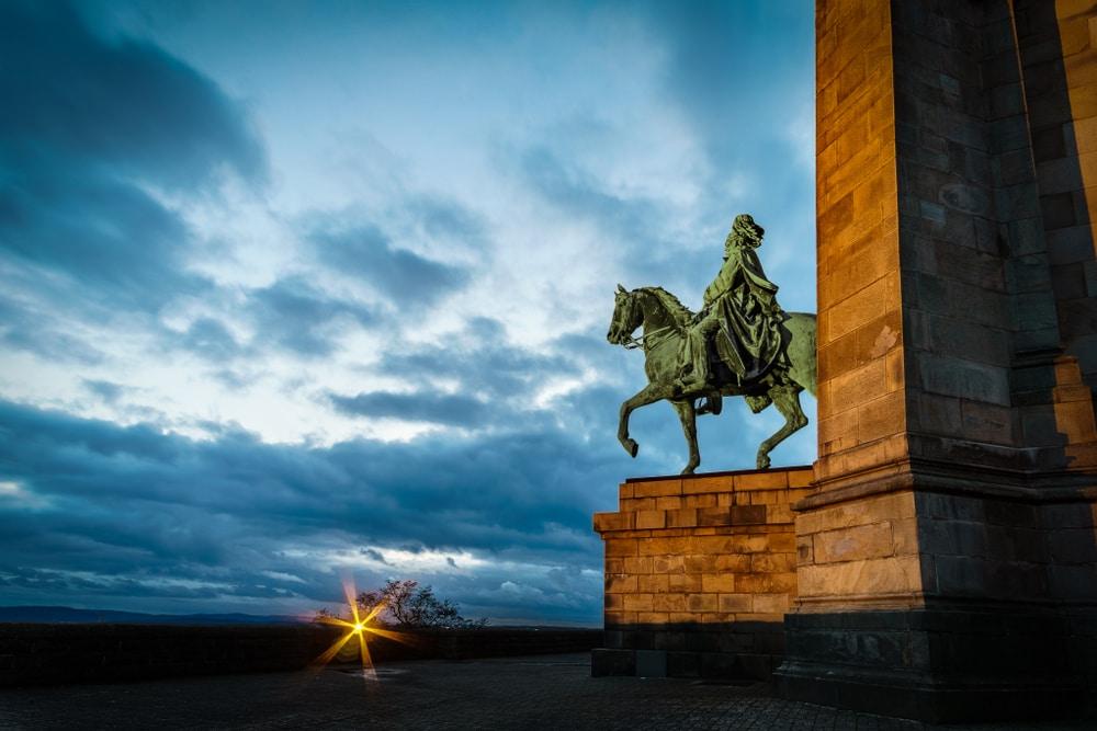 Monument Hohensyburg Dortmund