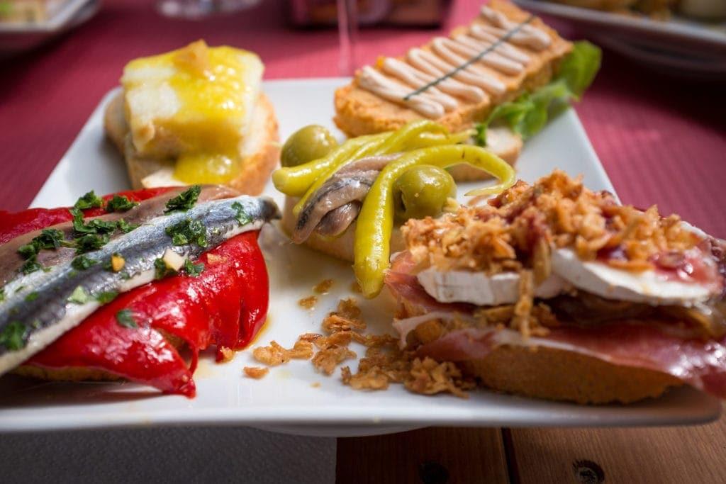Kulinarik im Baskenland