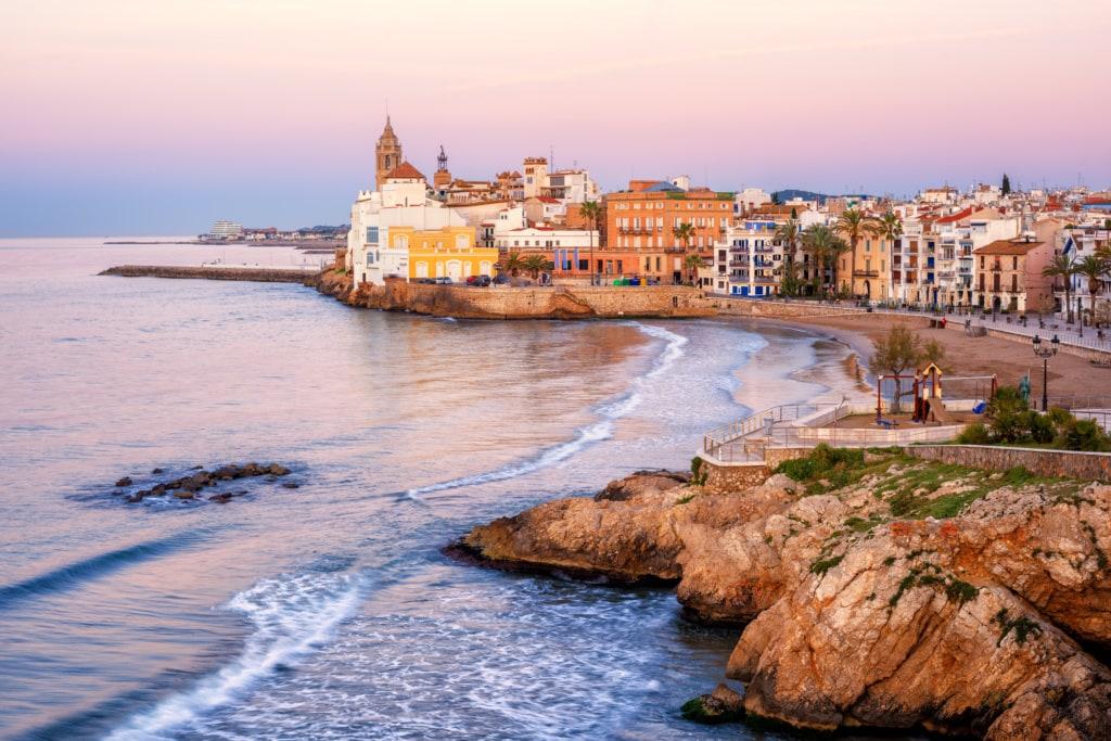 Sitges in Katalonien