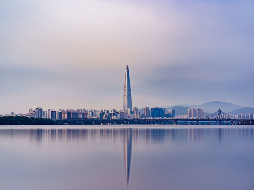 Skyline Seoul
