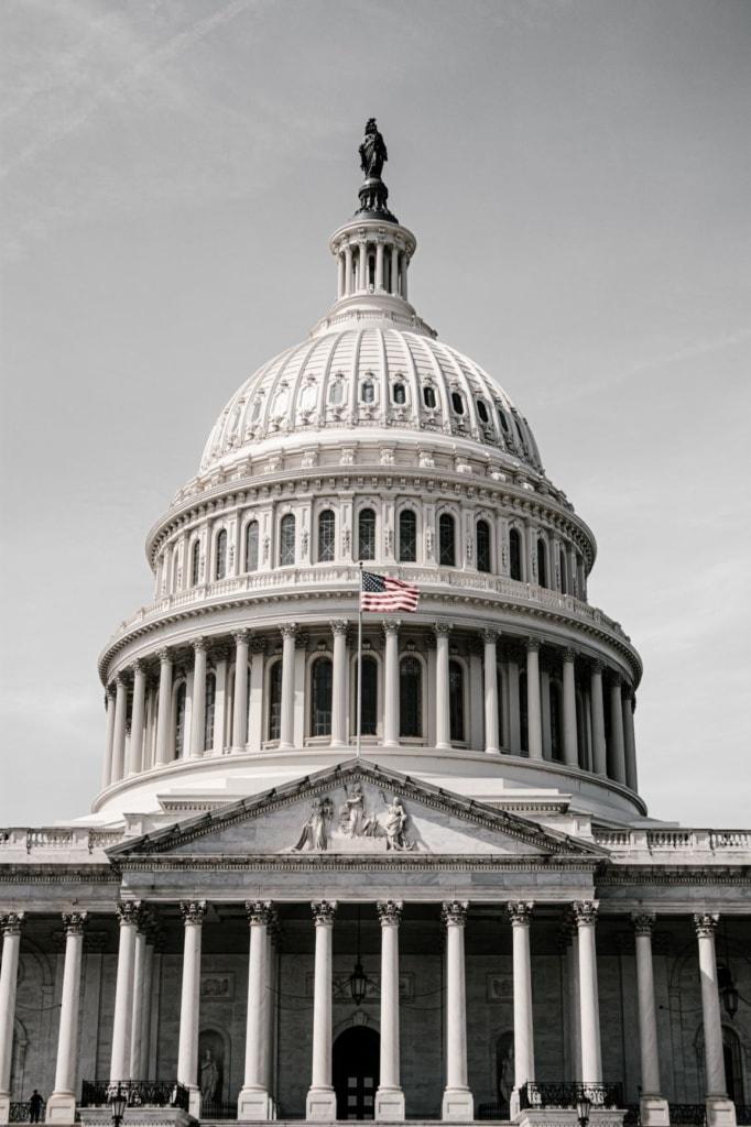 US-Kapitol in Washington DC